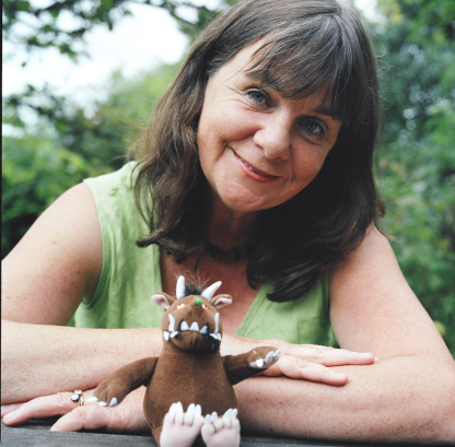 My facts on Julia Donaldson by Keeley