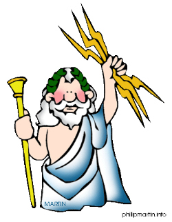 a history of zeus an ancient greek god and the ruler of olympus Hades was both the name of the ancient greek god gods, hades drew lots with his brothers zeus and greek god not to reside on mount olympus.