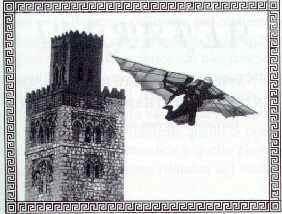 Elmer the Flying Monk