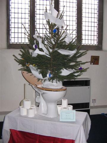 Newcastle Christmas Tree Festival