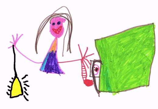 By Jem, age 5