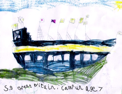 SS Great Britain by Cam Hogg (7)