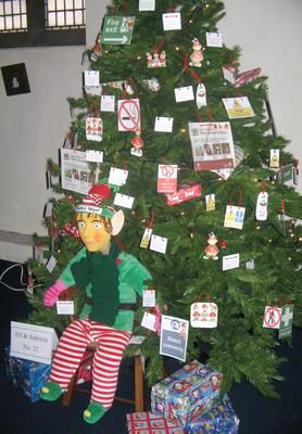 Elf and Safetree